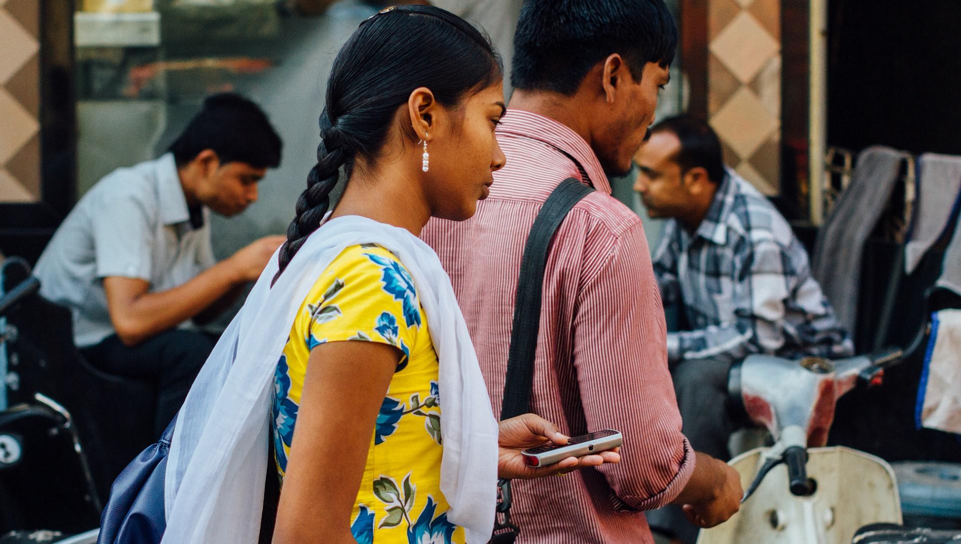 India quiere convertirse en la nueva fábrica de smartphones del mundo