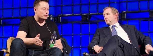Fusionar humanos y robots es el último plan de Elon Musk
