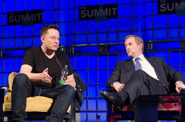 Avión eléctrico de Elon Musk