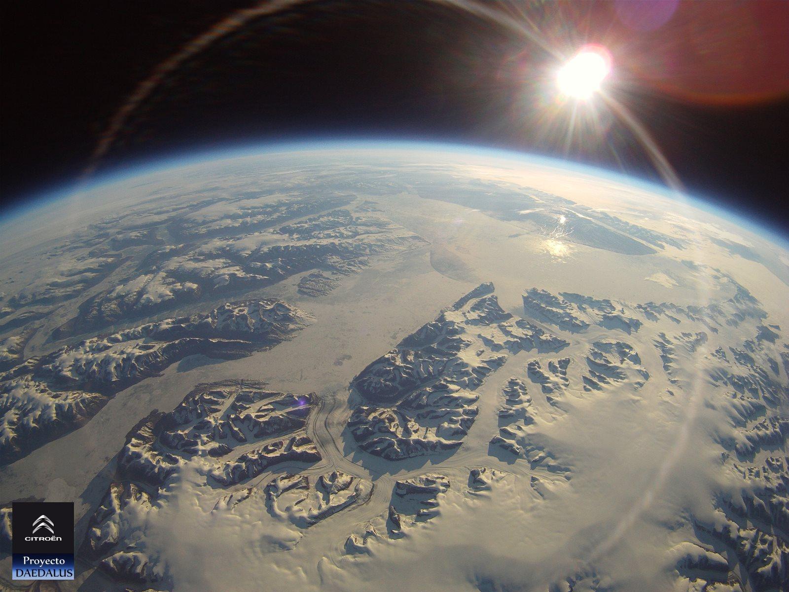 Lanza tu propia misión estratosférica al borde del espacio