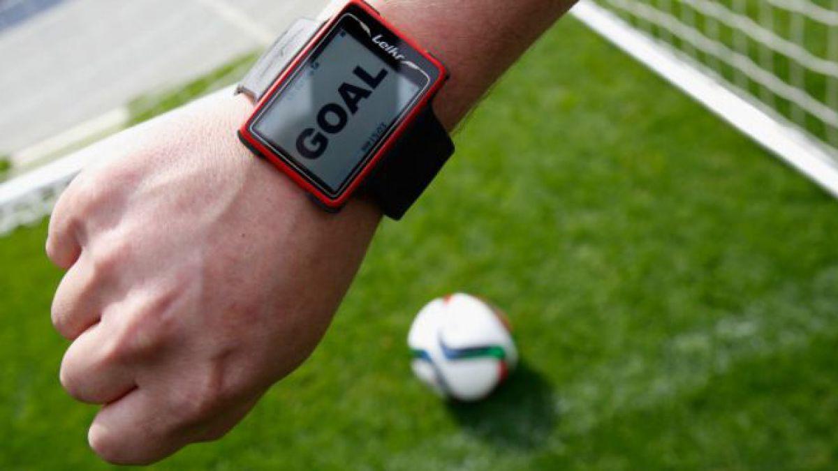 La llegada de la tecnología al fútbol está muy cerca