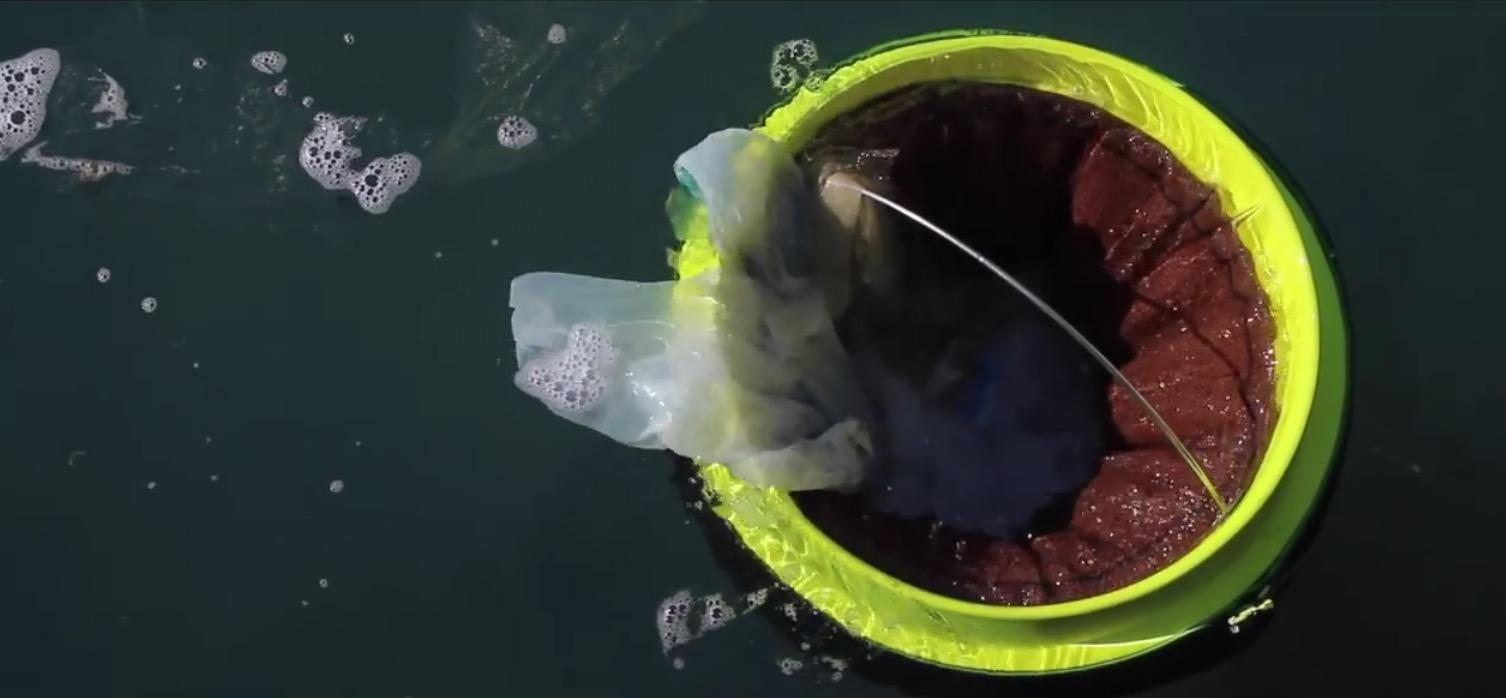 Seabin es el proyecto más prometedor para mantener limpios los océanos