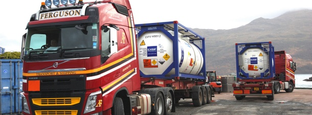 Reino Unido se plantea hacer pruebas públicas de camiones autónomos