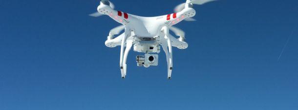 Así pueden los drones combatir las alergias