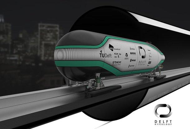Hyperloop europeo
