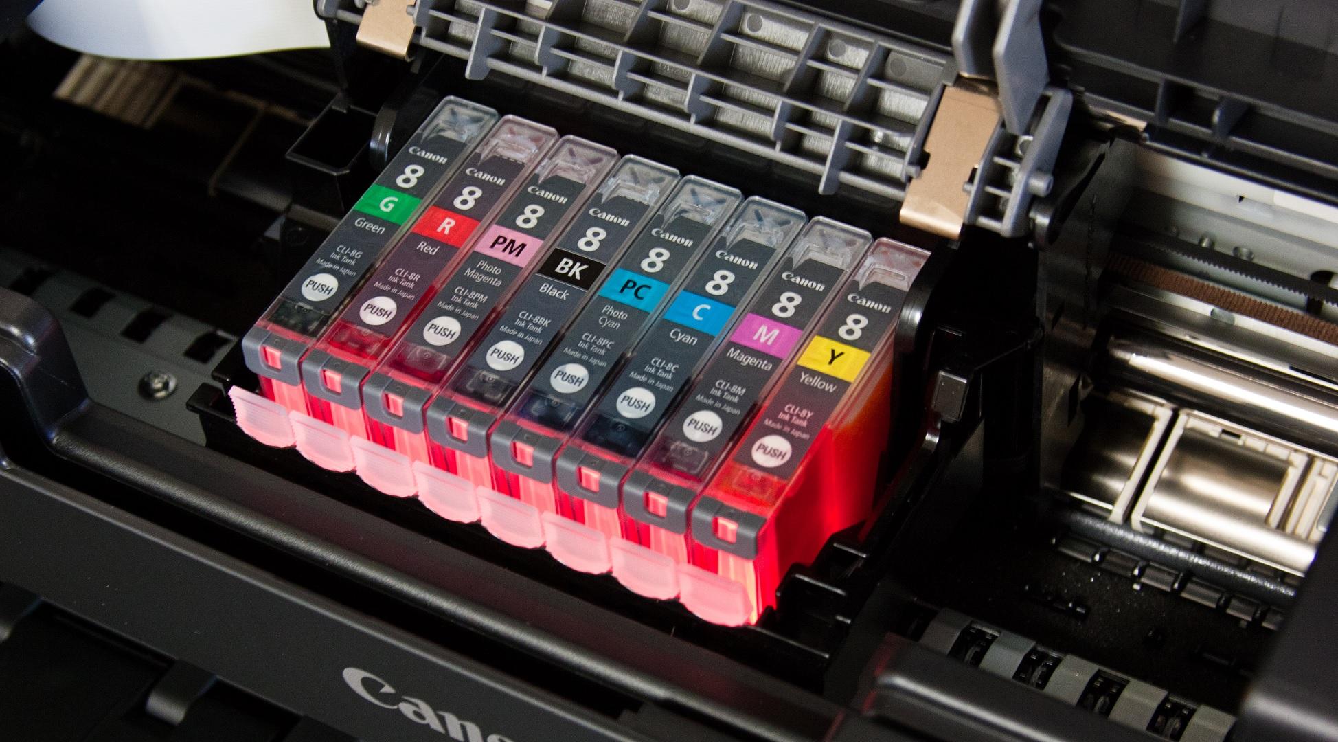 Esta impresora ecológica usa tinta inocua e inspirada en la naturaleza