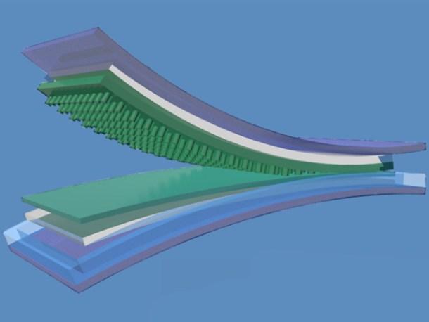 nanogeneradores