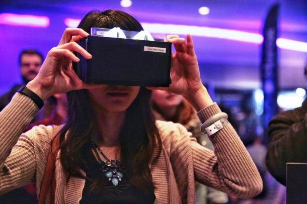 Realidad virtual para fines educativos