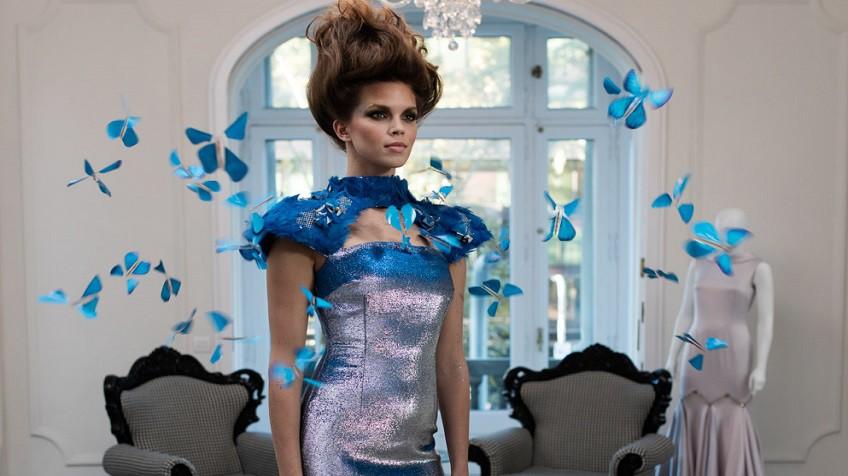 ButterflyDress, el primer vestido inteligente de Intel