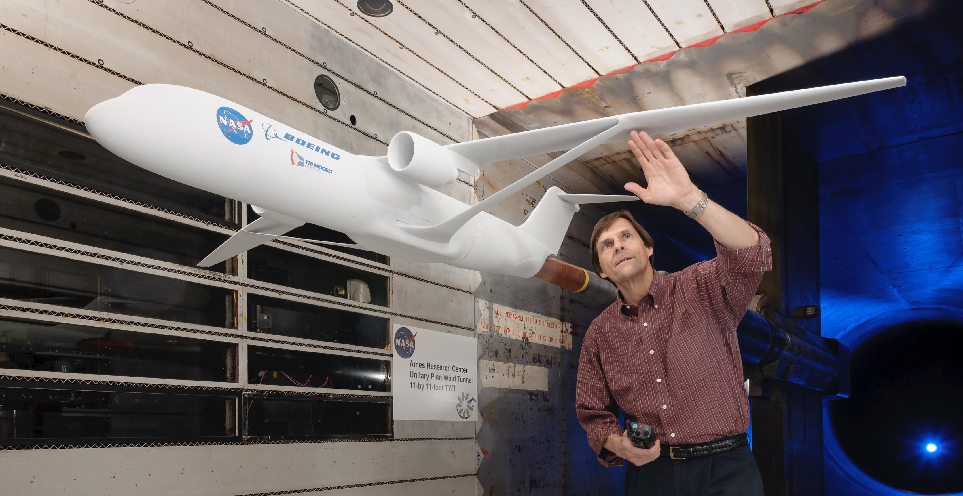 Un nuevo tipo de ala de la NASA puede reducir emisiones y consumo hasta un 50%