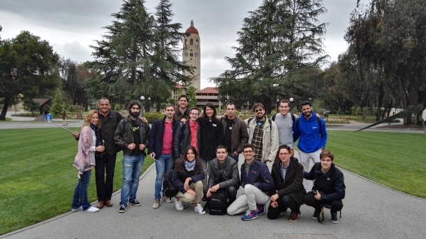 Stanford_Universidad_Viaje Silicon Valley_Telefonica_Talentums