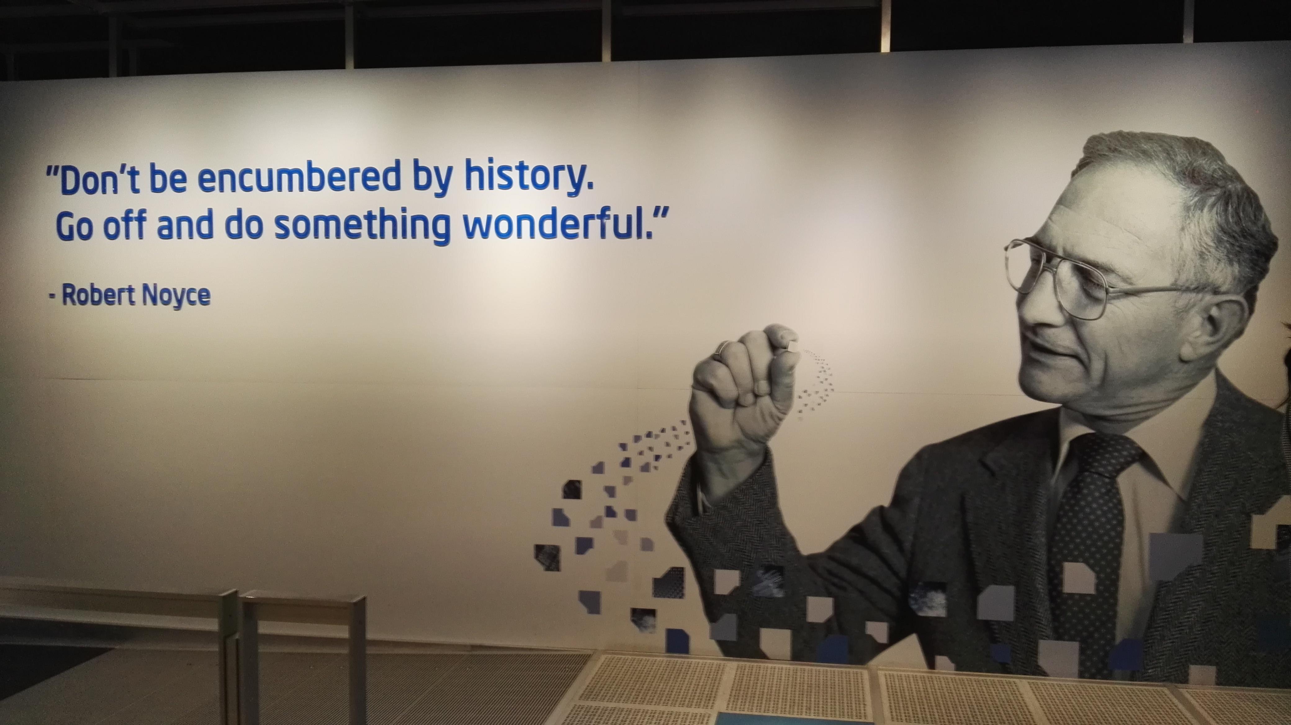 """Misión Silicon Valley 2º Día: """"No te sientas abrumado por la historia, sal fuera y haz algo maravilloso"""""""