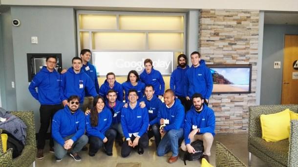 Instalaciones de Google_Viaje Silicon Valley_Telefonica_Talentums