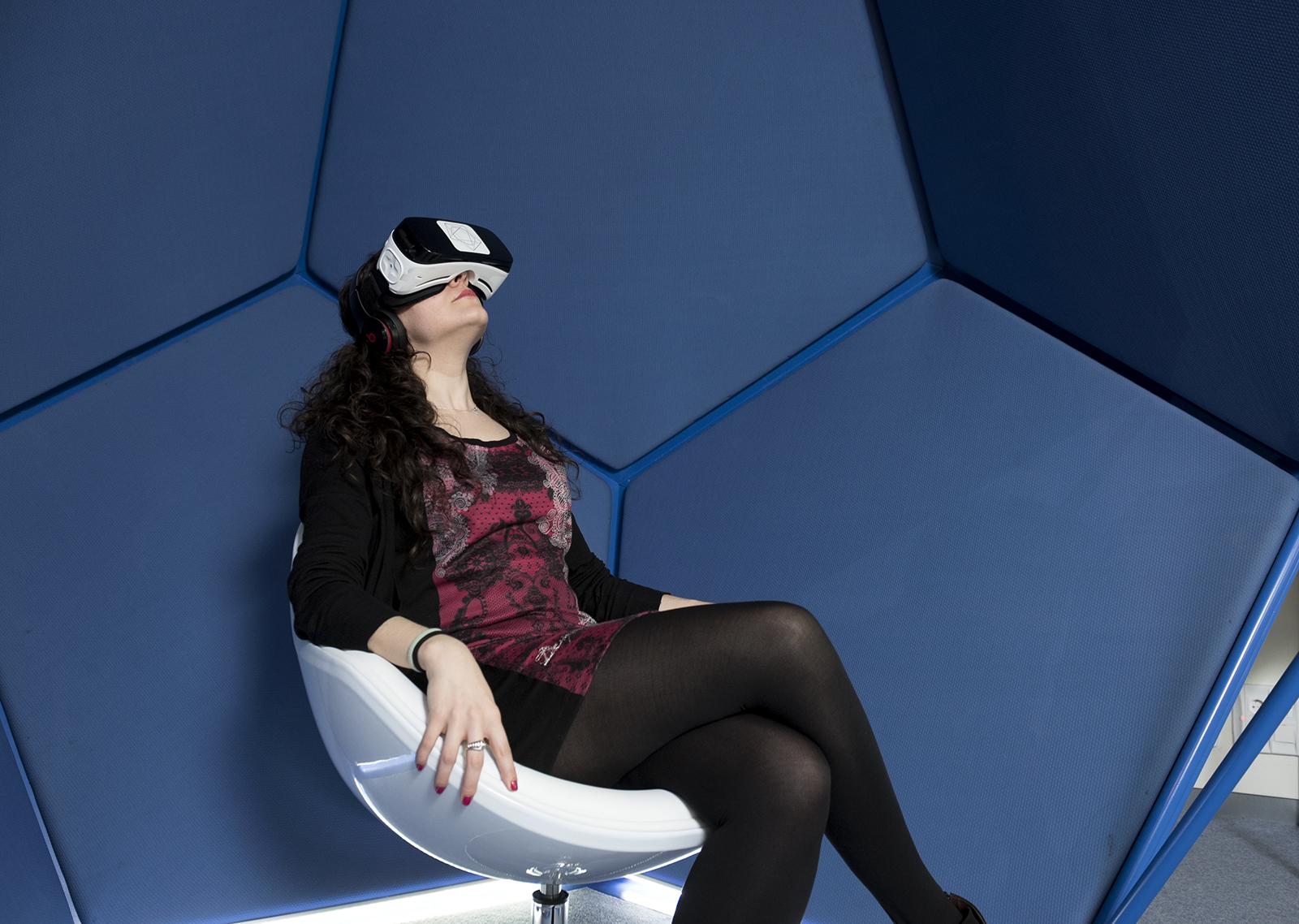 La experiencia más increíble de la realidad virtual