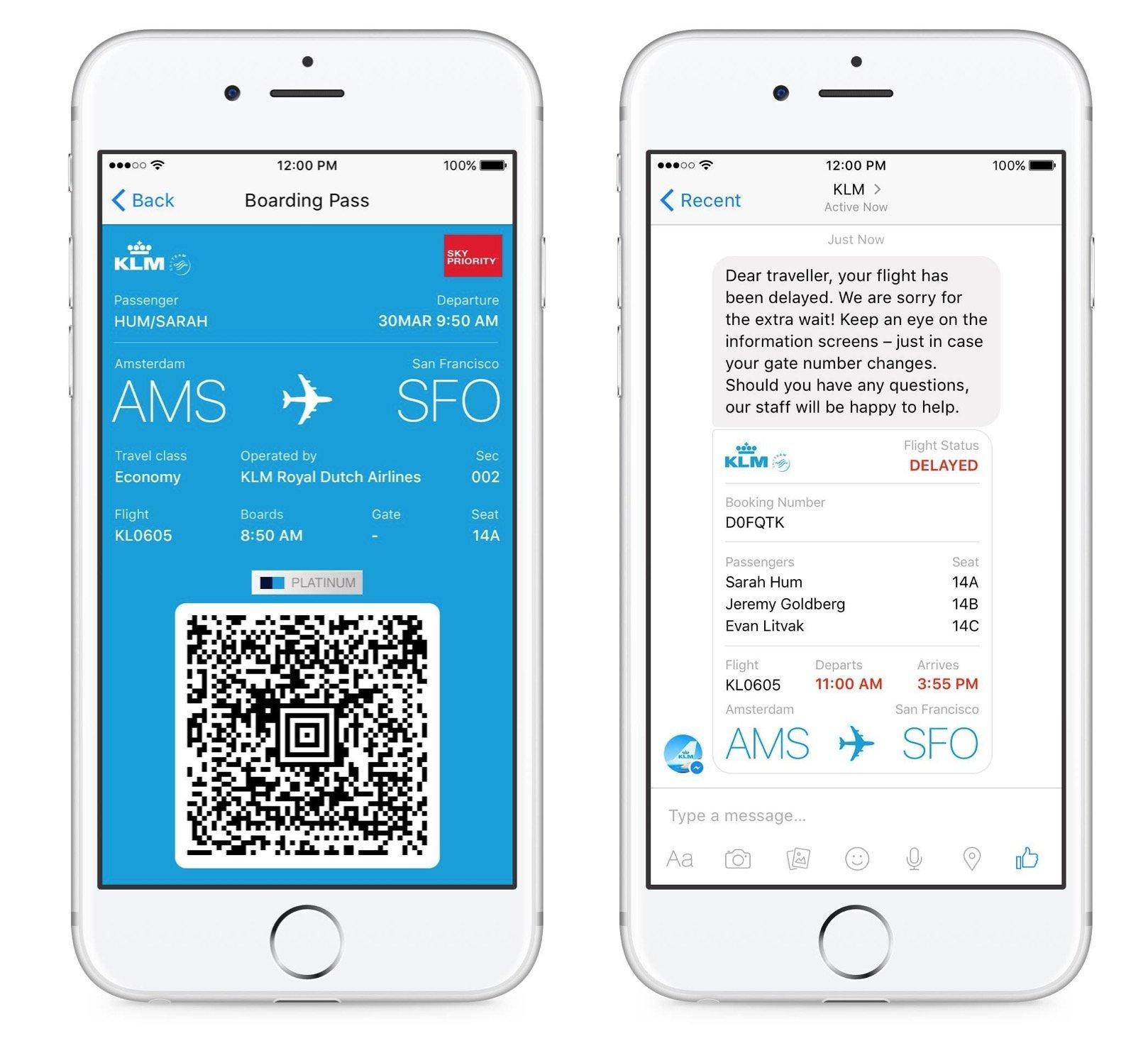 Chat Bots o Conversaciones Automáticas a través de aplicaciones de mensajería móvil