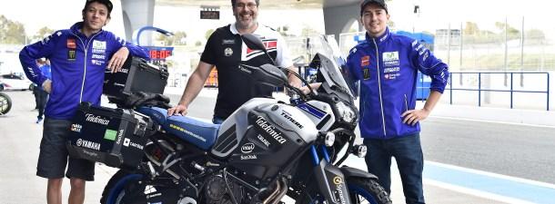 Globalrider, la vuelta al mundo en 80 días en una moto conectada.