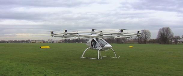 Multicoptero