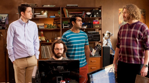 Fotograma de la serie de HBO Silicon Valley. Fuente: HBO.com