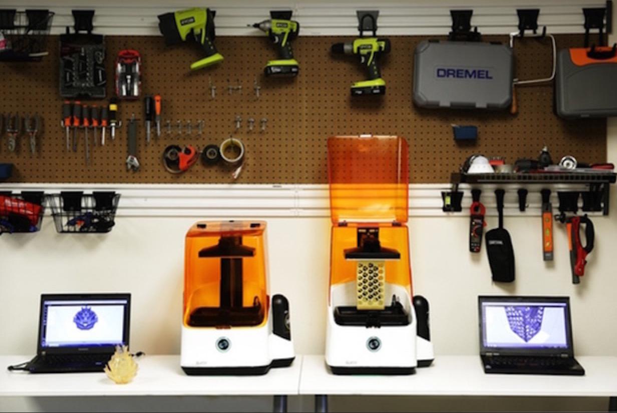 Esta impresora 3D imprime 50 veces más rápido que las convencionales