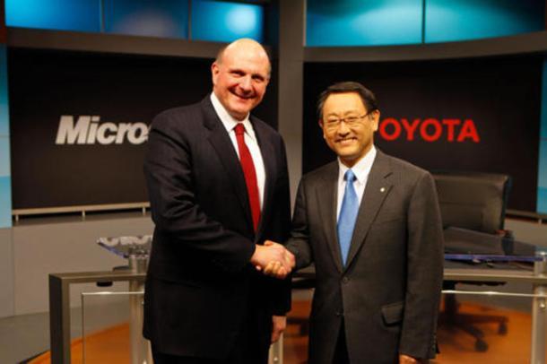 Toyota-y-Microsoft