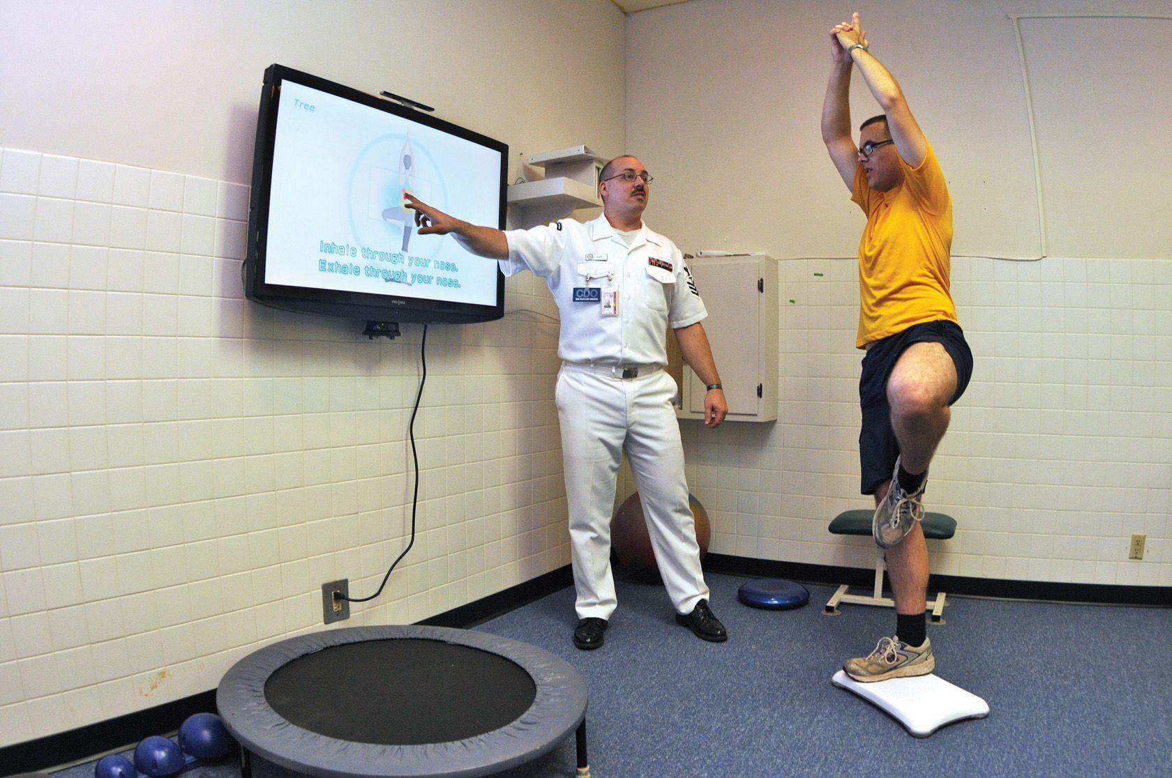 Nuevas terapias de rehabilitación con videojuegos