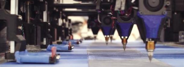 Project Escher, la eficacia de las impresoras 3D