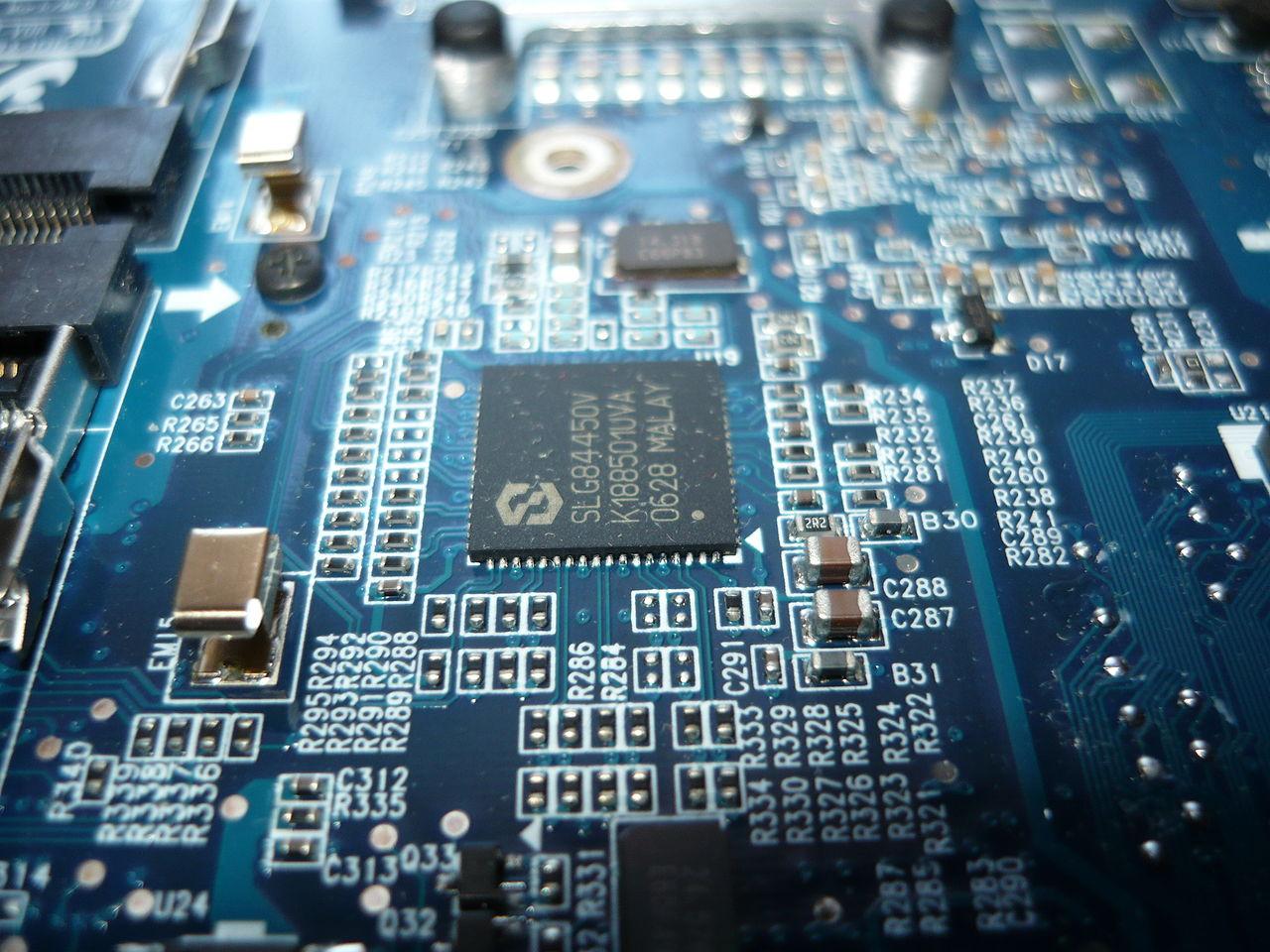 """Ya es posible """"pintar"""" circuitos electrónicos"""