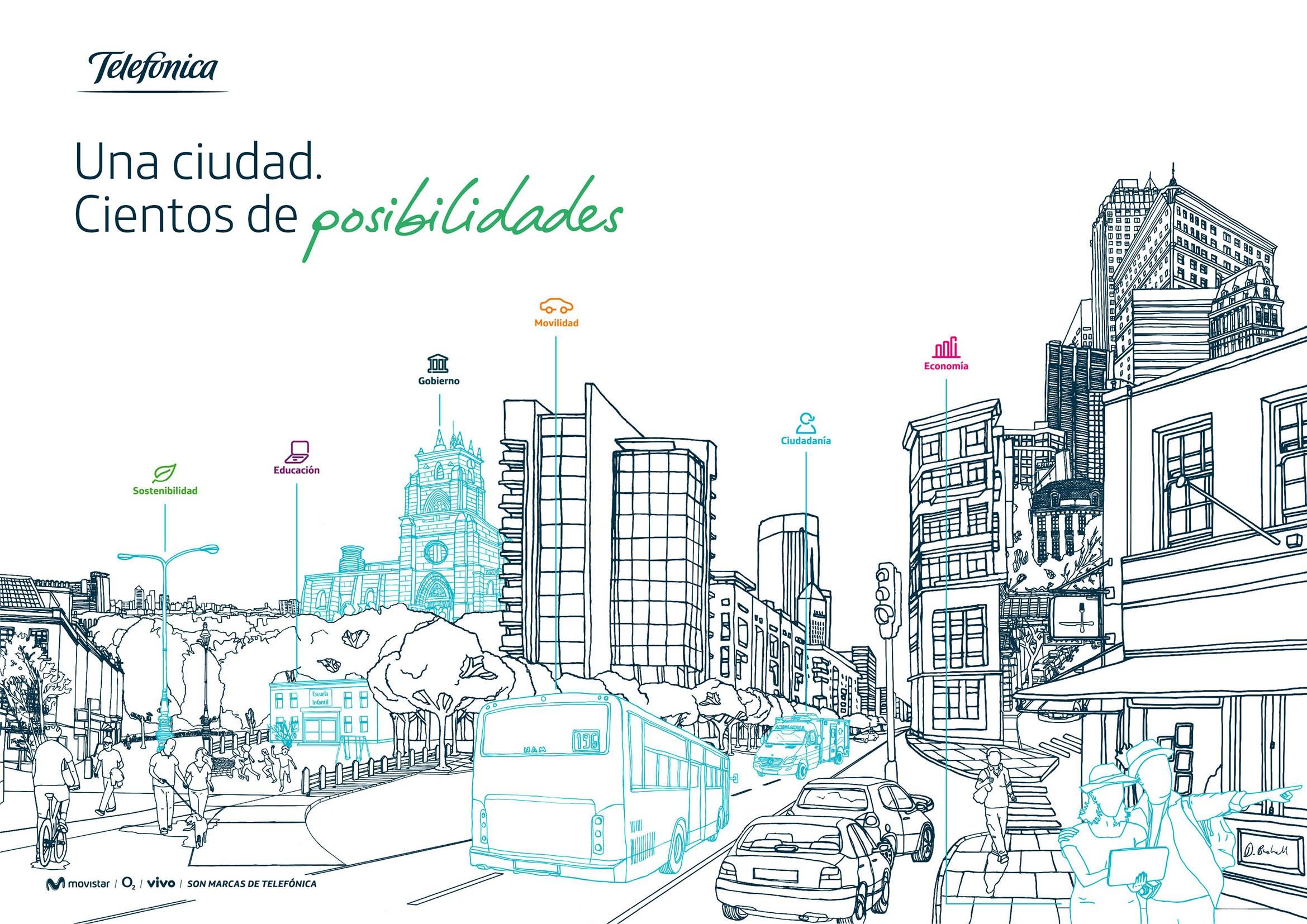 Las ciudades como plataforma de transformación digital