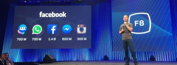 Facebook cumple 15 años rodeado de polémicas, pero con buenas cifras