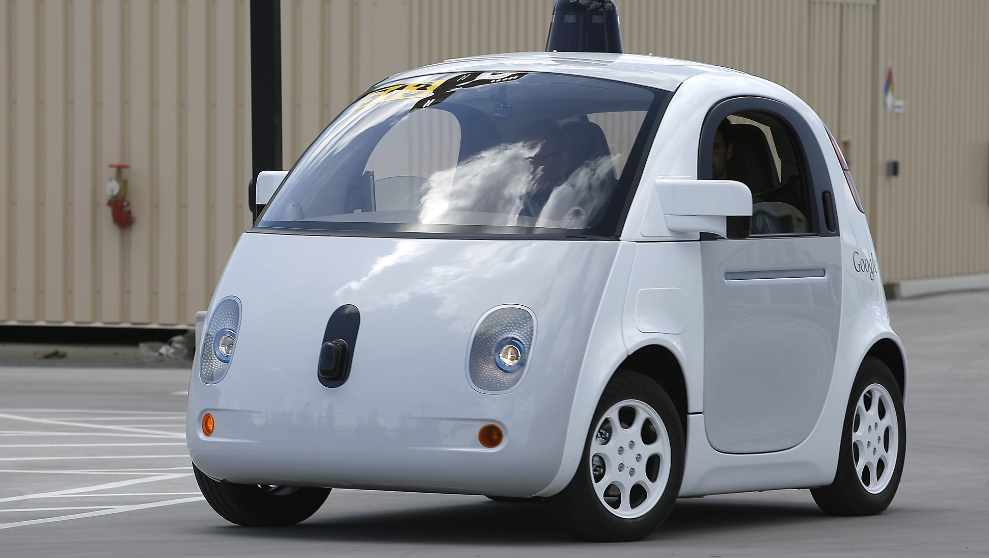 ¿Y si el futuro de la conducción autónoma estuviera en los 'pods'?