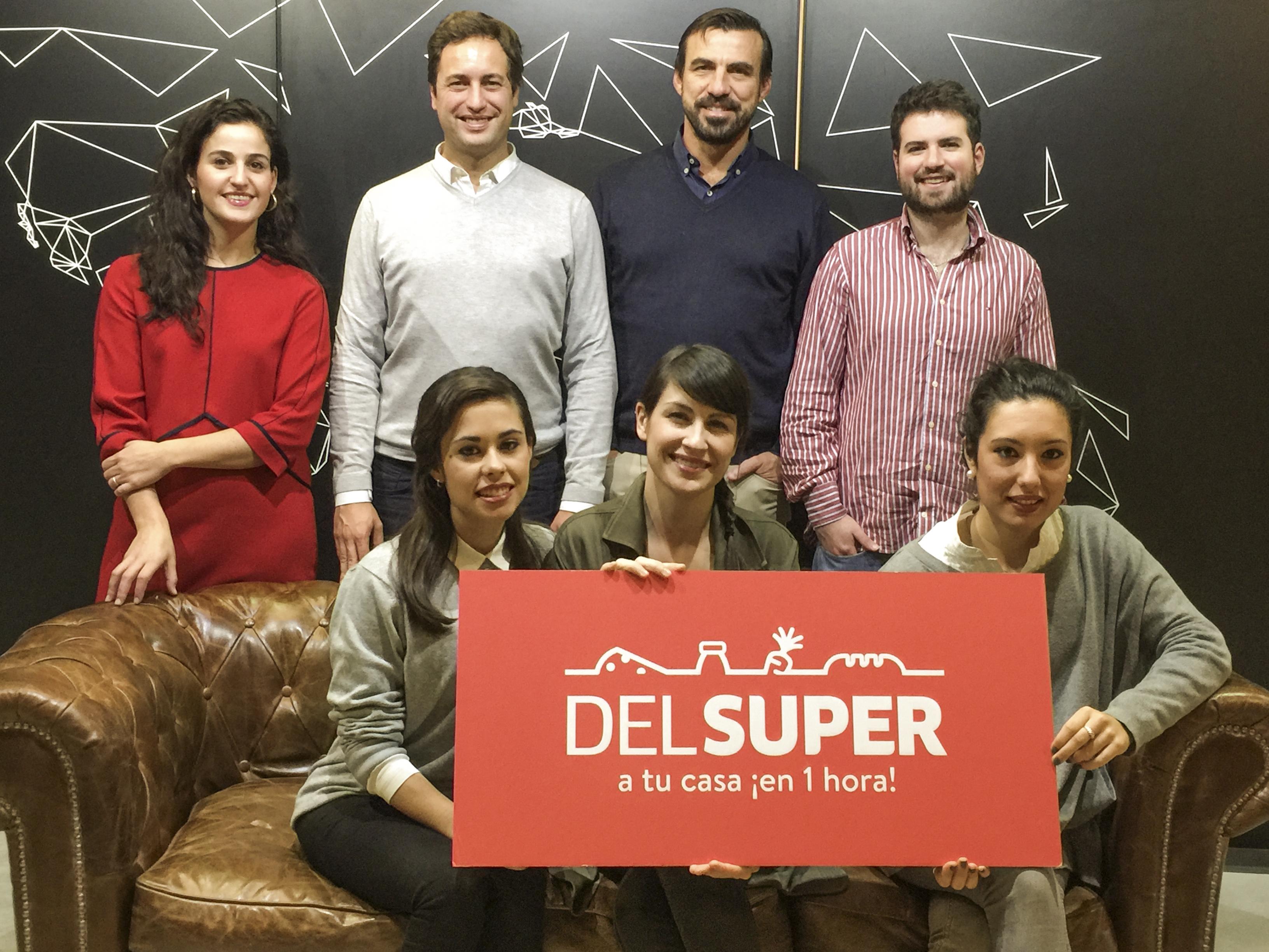 DelSuper crea un botón físico mediante el Internet de las Cosas para la compra online
