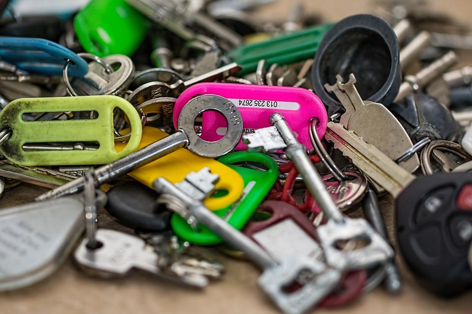 Olvidar las llaves de casa ya no será un problema