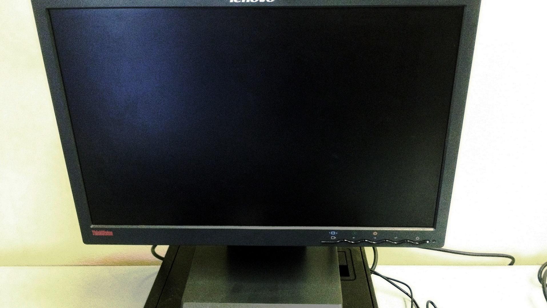 Qué tamaño del monitor del PC tengo que elegir y qué distancia guardar