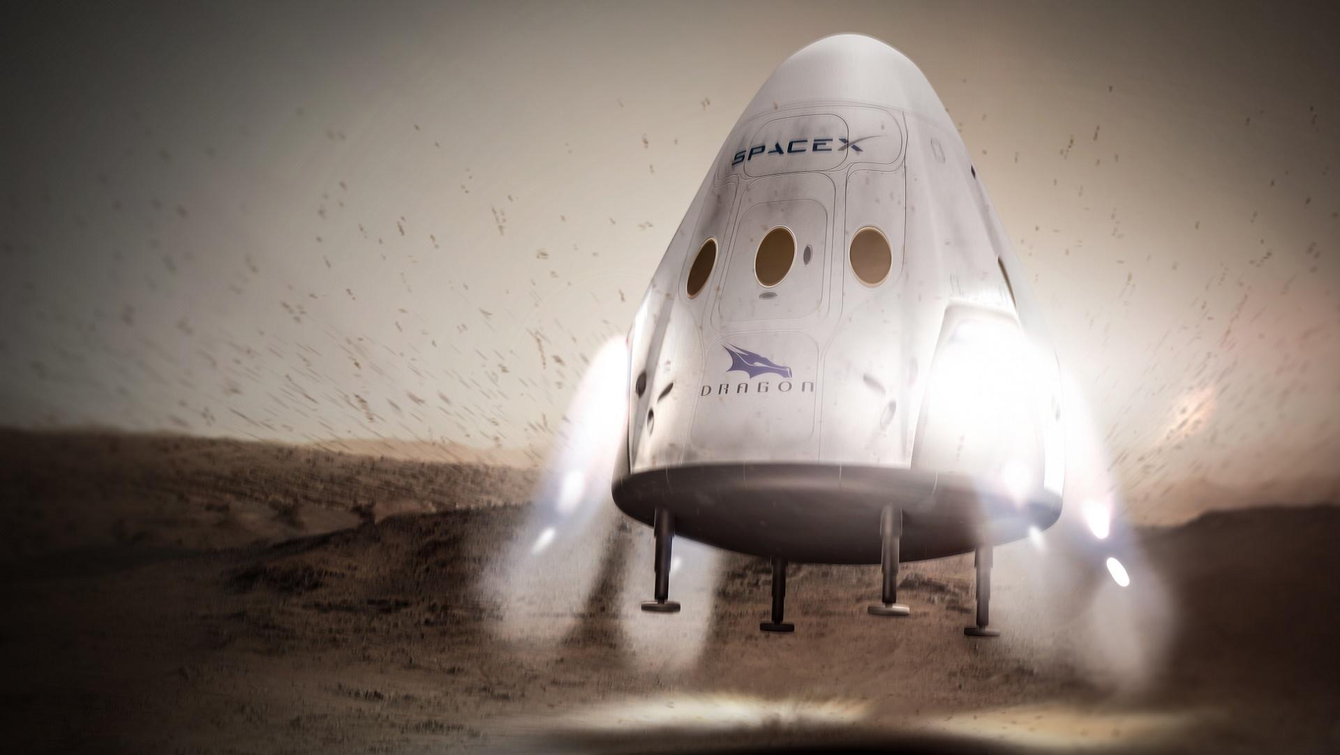 Dirige una nave Dragon de SpaceX con esta app de la NASA
