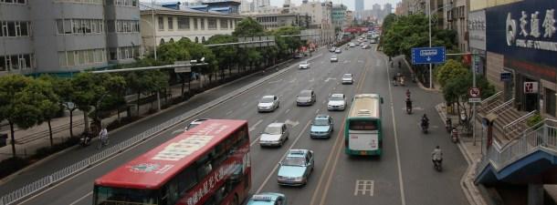 Seis días y casi 2.000 km: el trayecto de un coche autónomo en China
