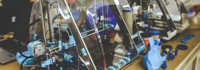 Recapitulando sobre la impresión 3D. Hay mucha vida más allá de la fabricación industrial