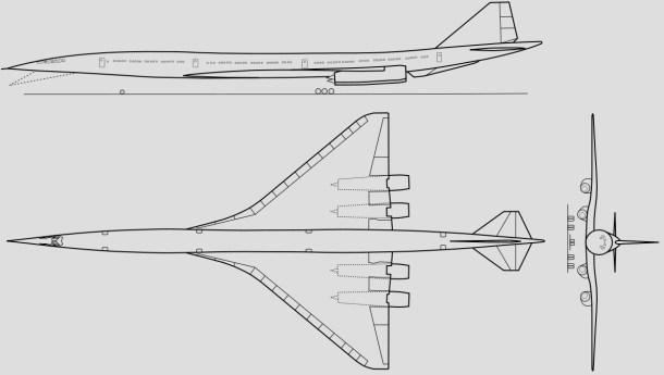 Boeing 2707