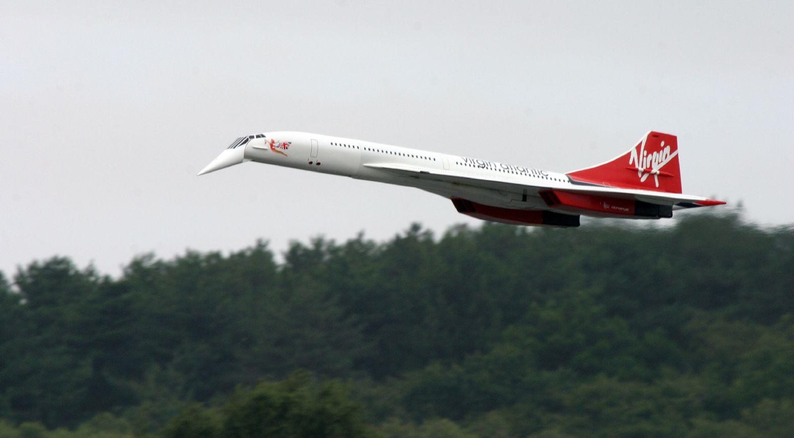 Pasado, presente y futuro de los aviones supersónicos de pasajeros