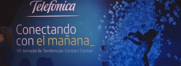 Cloud Computing y engagement, protagonistas de la séptima edición de las Jornadas de Tendencias de Contact Center de Telefónica