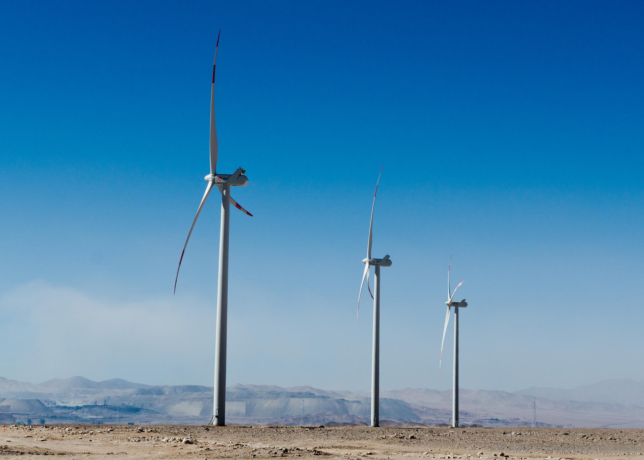 Las empresas tecnológicas que promocionan la energía renovable