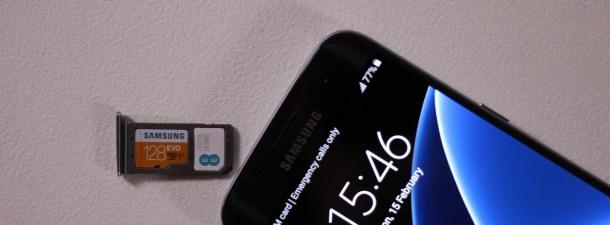 Qué archivos copiar en la memoria interna y cuáles llevar en las tarjetas microSD