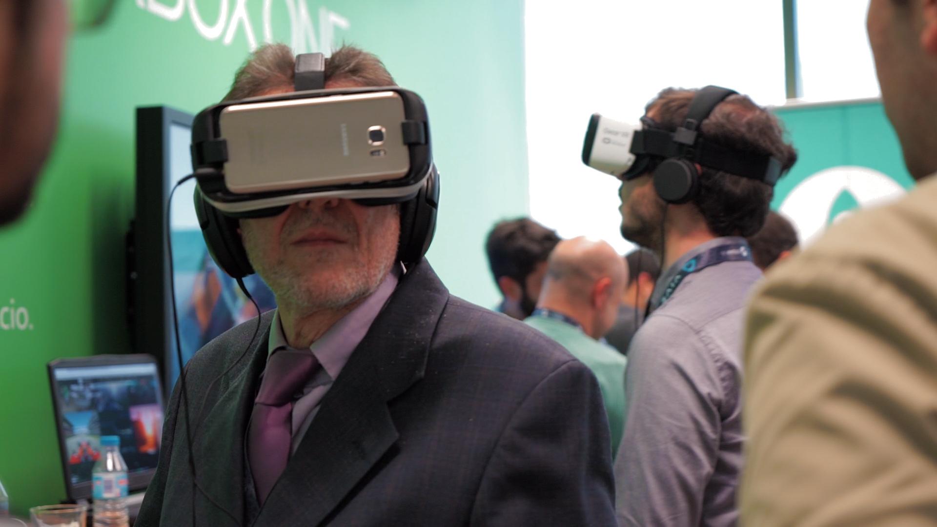 La realidad virtual, ocio y negocio