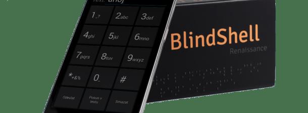 BlindShell, el primer smartphone para invidentes
