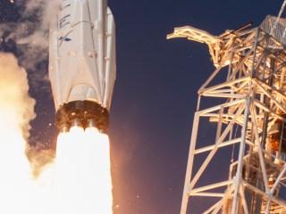 Cohetes reutilizables