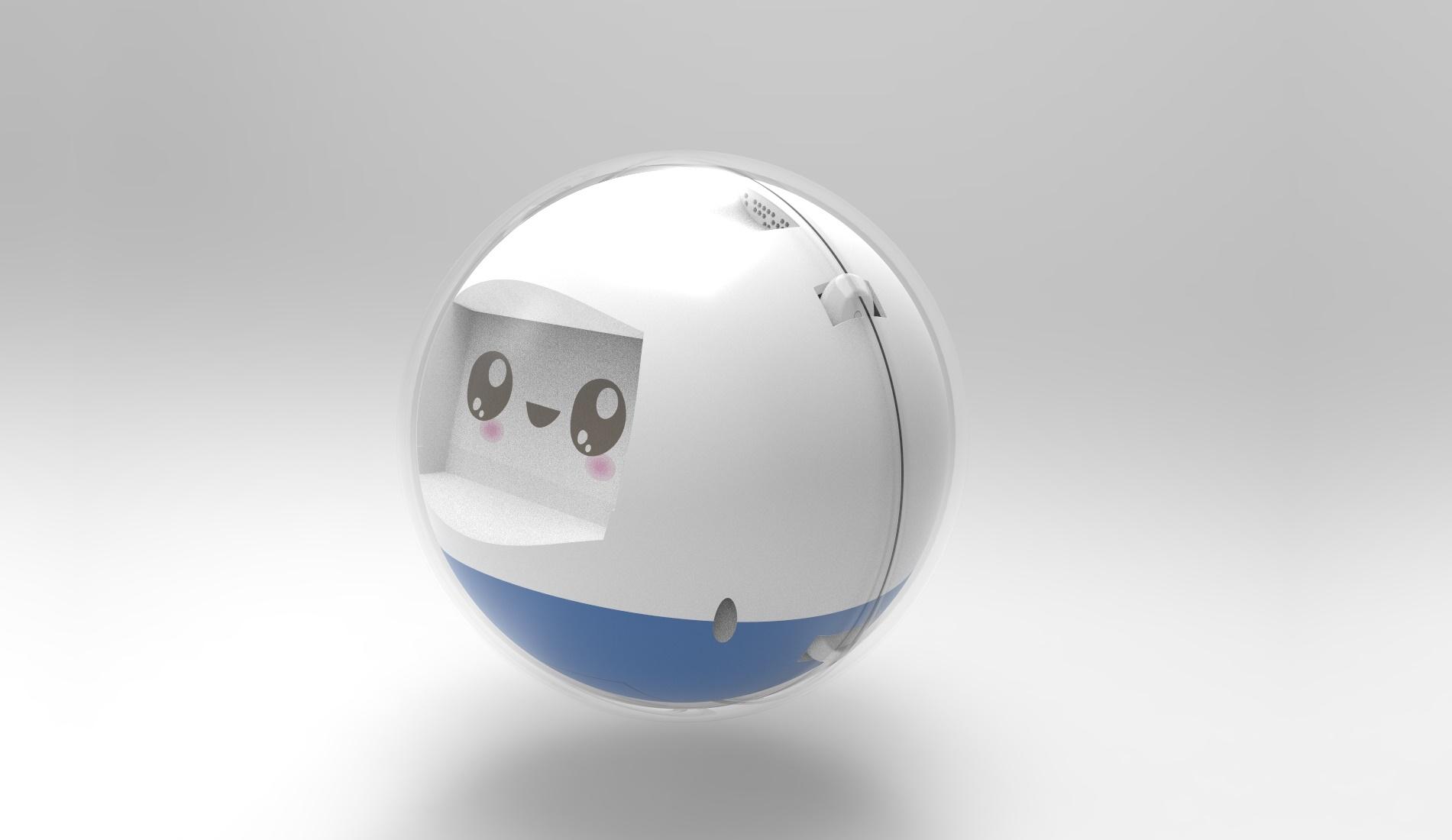 Leka, el robot diseñado para niños con necesidades especiales