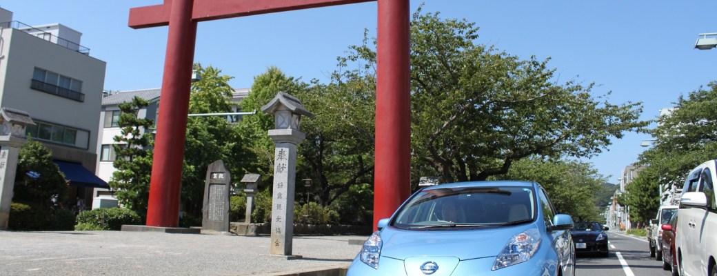 Coches eléctricos en Japón