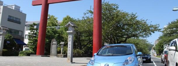 Y mientras tanto… Japón ya tiene más puntos de carga que gasolineras