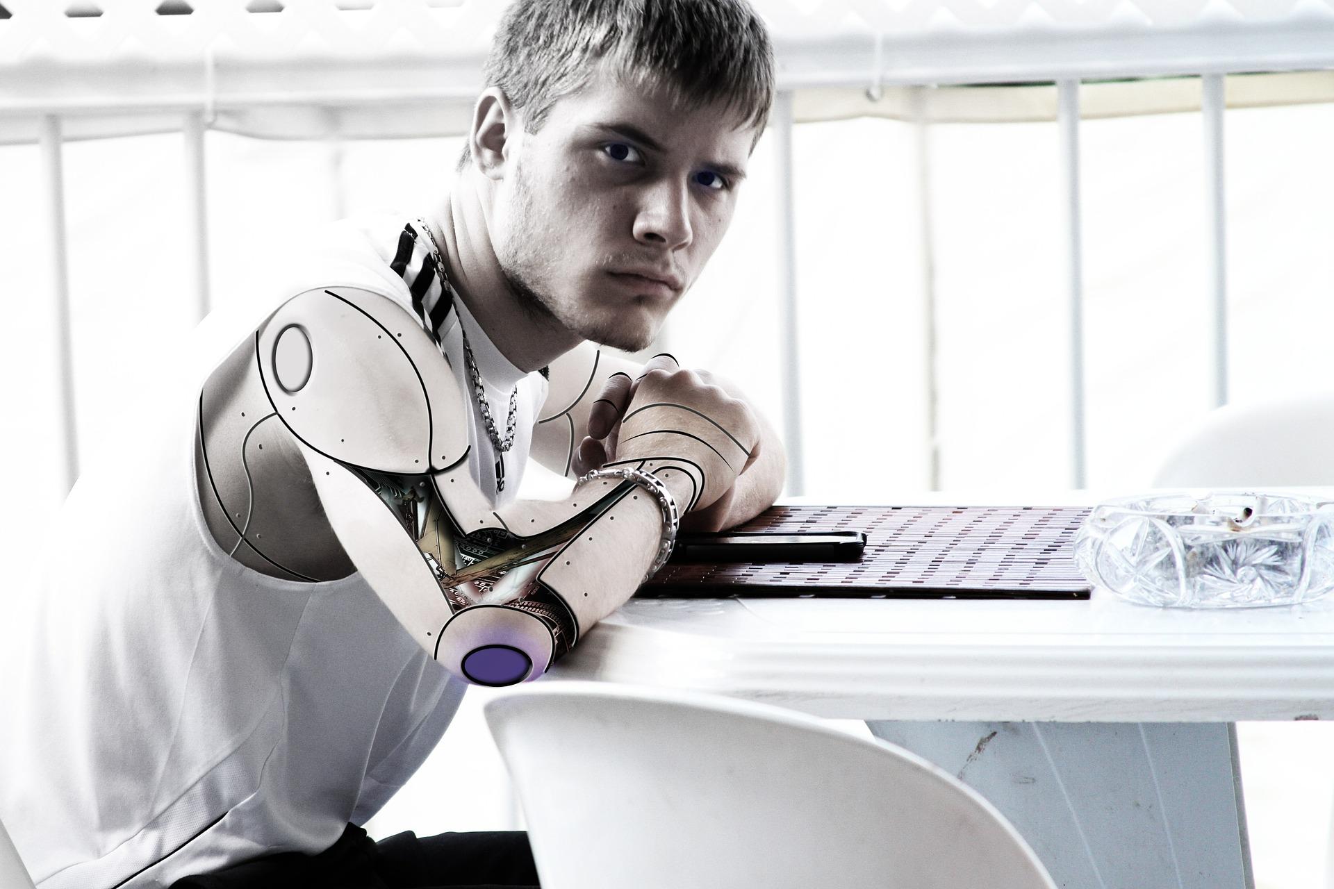 ¿Corres el peligro de que tu puesto de trabajo sea sustituido por un robot?