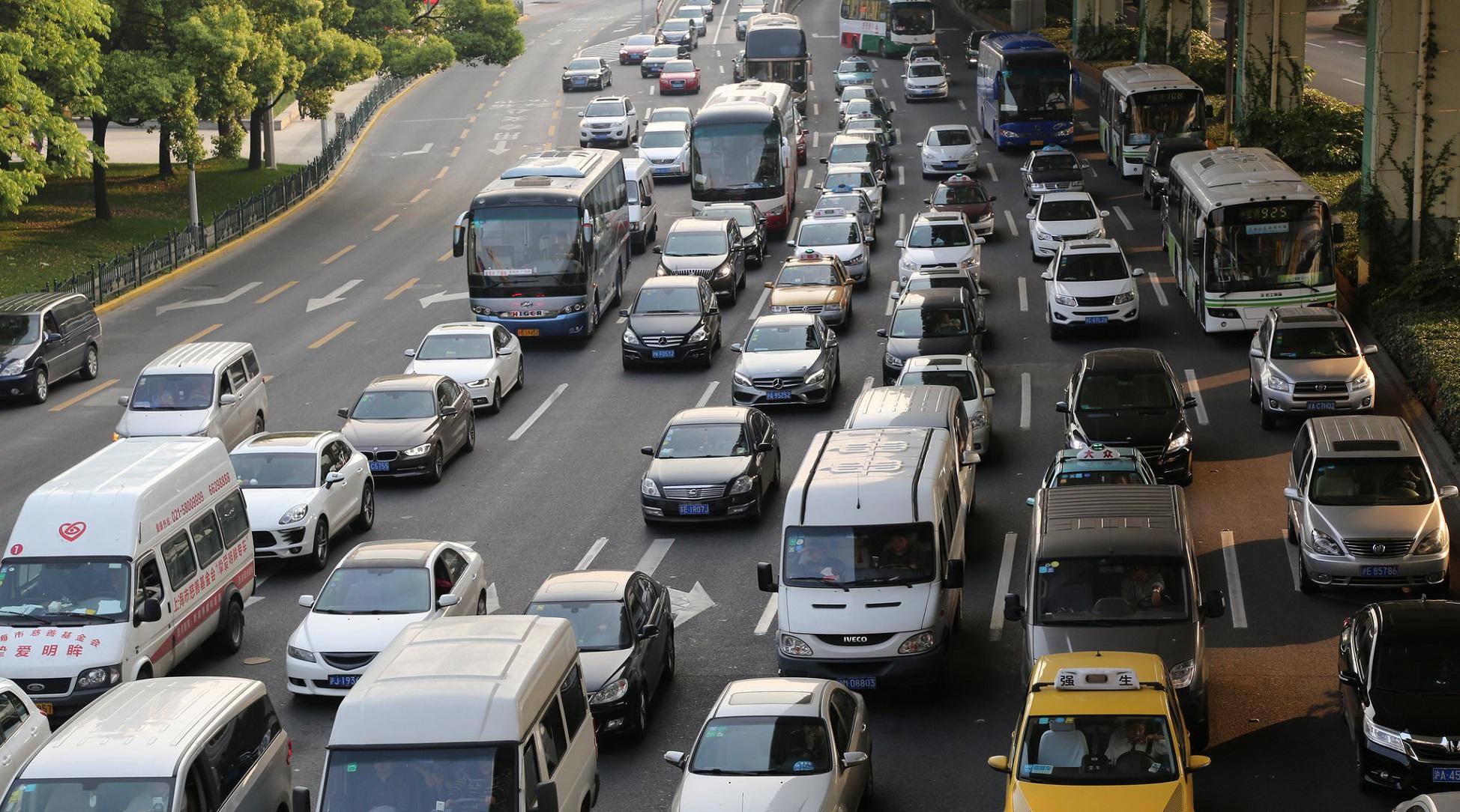 El algoritmo que puede acabar con la congestión del tráfico