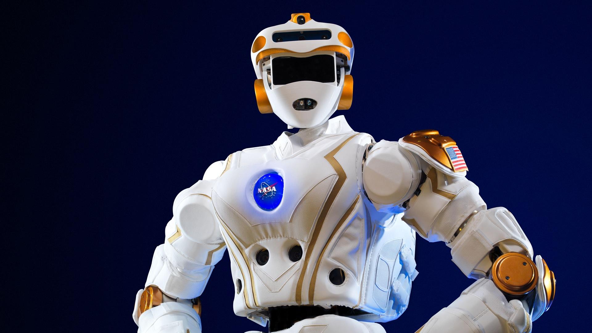 Estos robots humanoides serán los primeros colonizadores de Marte